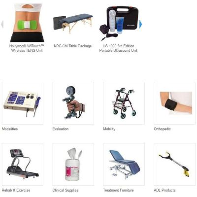Finding High Quality Physical Therapy Products at Competitive Prices